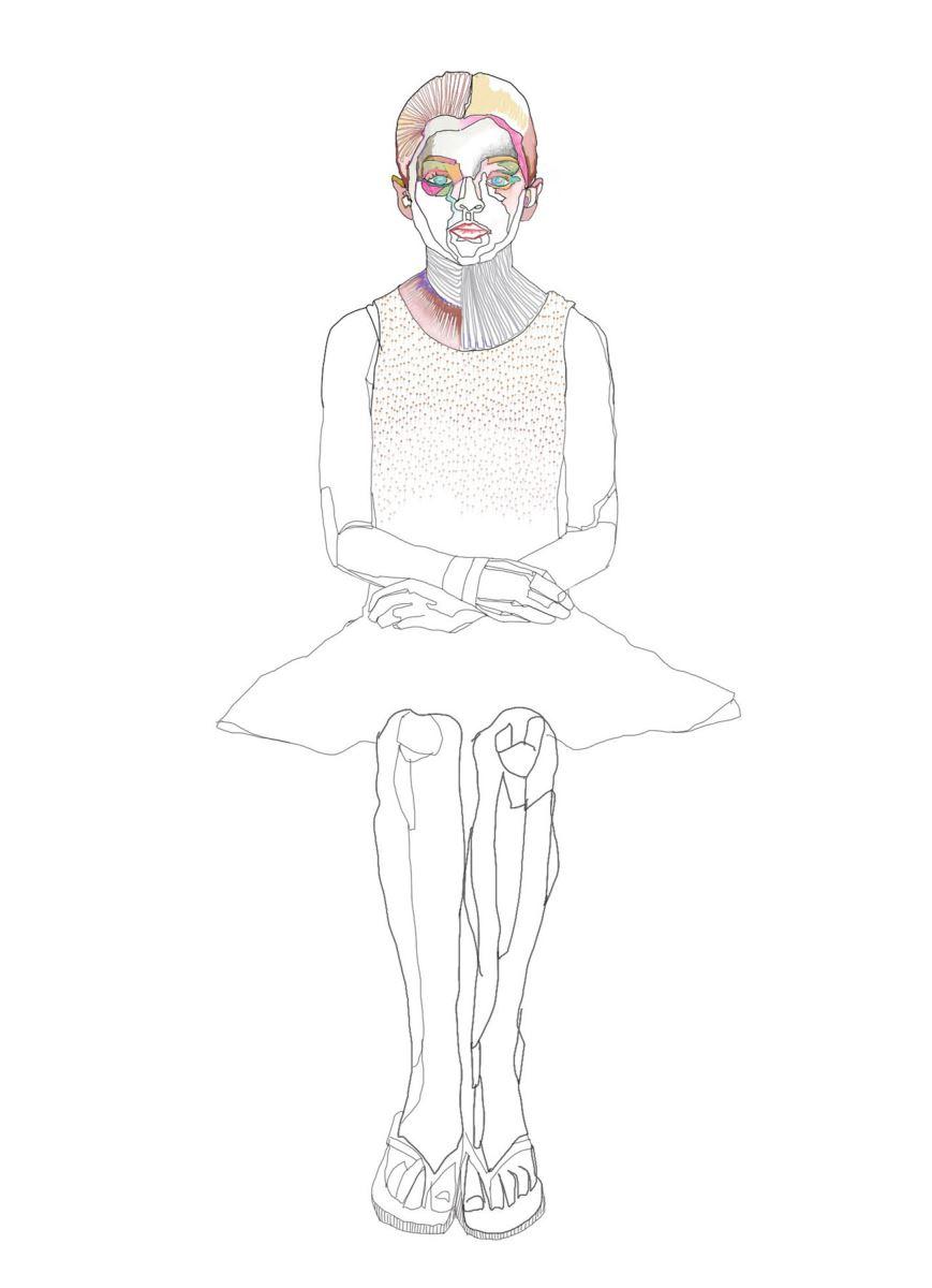 ABIGAIL / portrait