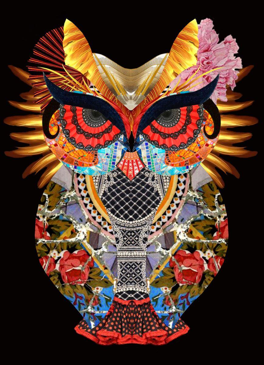 owl no 11  MADRID